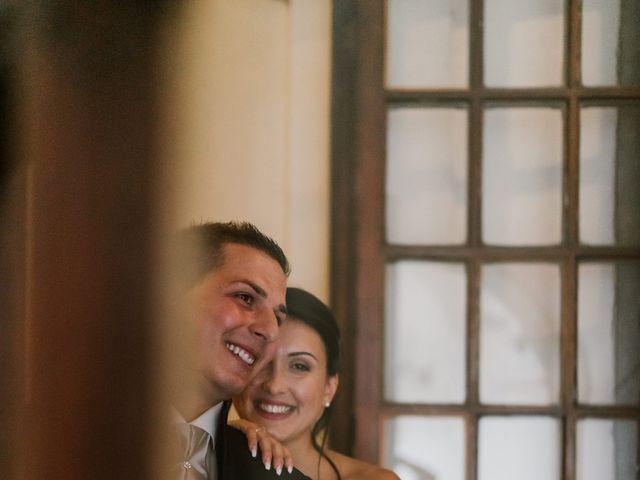 Il matrimonio di Martina e Valerio a Ariccia, Roma 35