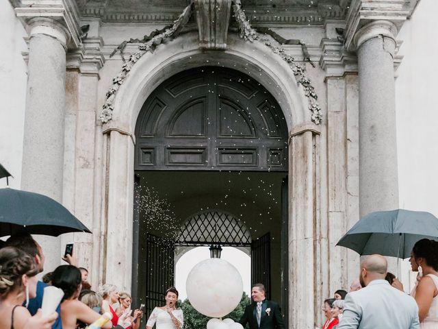 Il matrimonio di Martina e Valerio a Ariccia, Roma 37