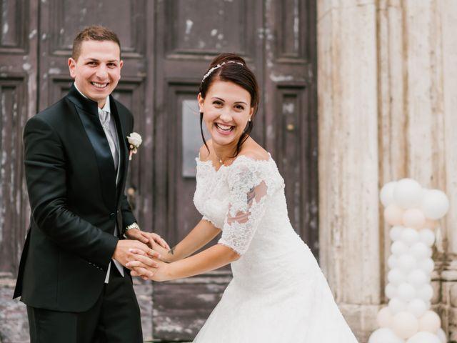 Il matrimonio di Martina e Valerio a Ariccia, Roma 42