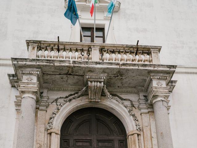 Il matrimonio di Martina e Valerio a Ariccia, Roma 43