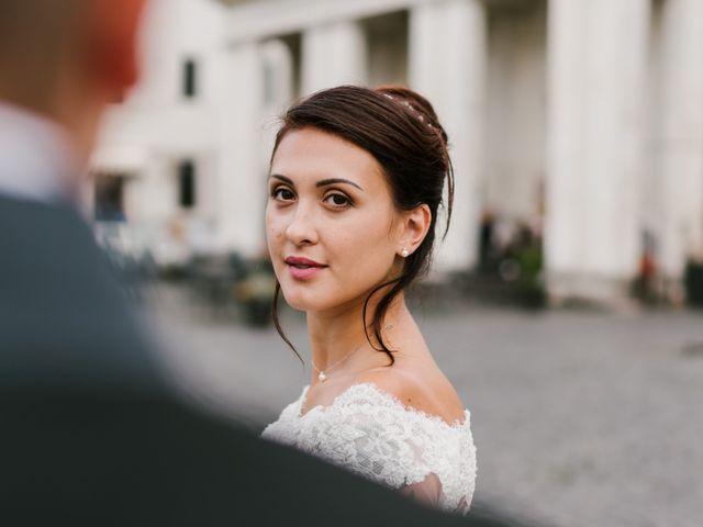 Il matrimonio di Martina e Valerio a Ariccia, Roma 44