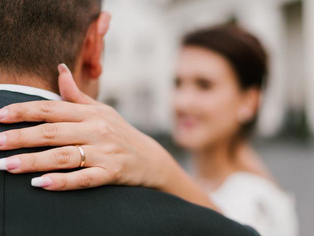 Il matrimonio di Martina e Valerio a Ariccia, Roma 45