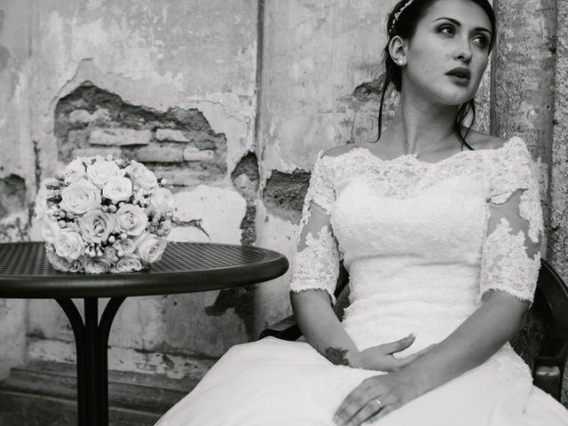 Il matrimonio di Martina e Valerio a Ariccia, Roma 47