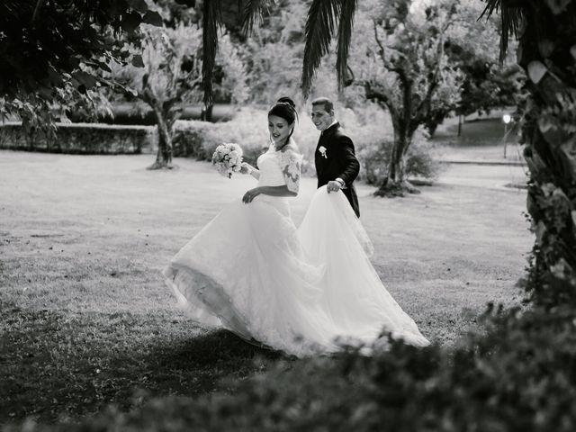 Il matrimonio di Martina e Valerio a Ariccia, Roma 49