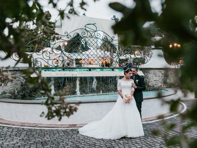 Il matrimonio di Martina e Valerio a Ariccia, Roma 51