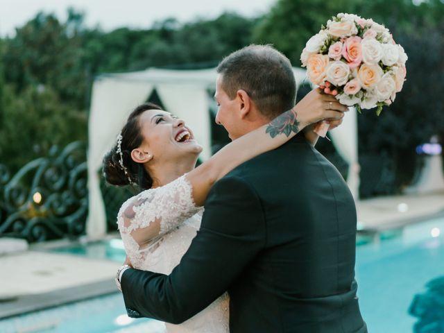 Il matrimonio di Martina e Valerio a Ariccia, Roma 52