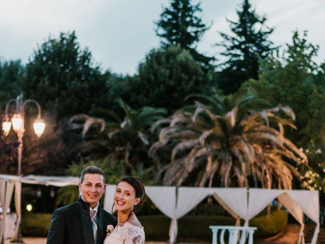 Il matrimonio di Martina e Valerio a Ariccia, Roma 56