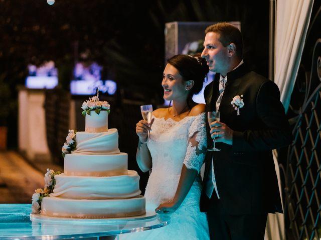 Il matrimonio di Martina e Valerio a Ariccia, Roma 63