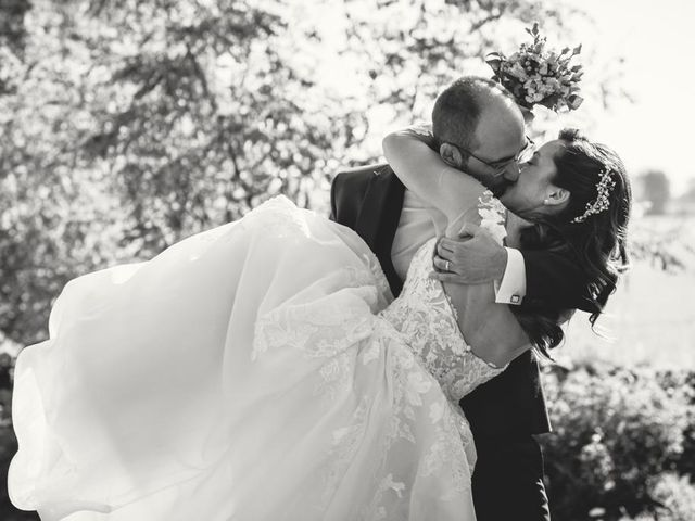 Il matrimonio di Gianluca e Silvia a Volta Mantovana, Mantova 6