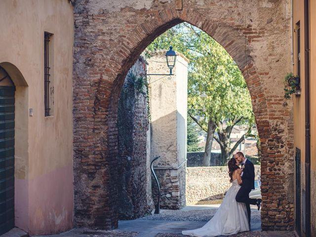 Il matrimonio di Gianluca e Silvia a Volta Mantovana, Mantova 11