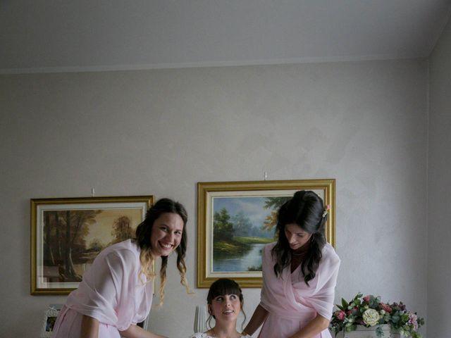 Il matrimonio di Paolo e Giulia a Montichiari, Brescia 6
