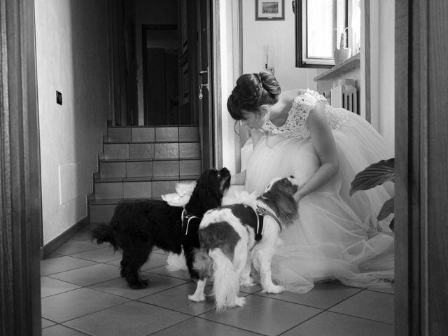 Il matrimonio di Paolo e Giulia a Montichiari, Brescia 8