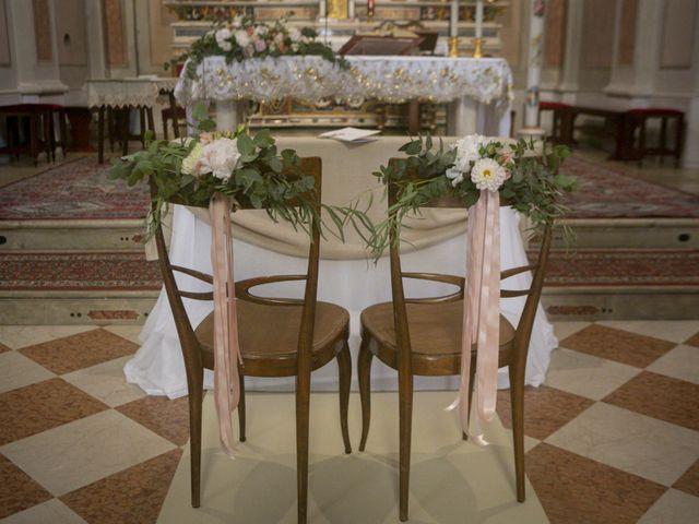 Il matrimonio di Paolo e Giulia a Montichiari, Brescia 13