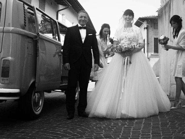 Il matrimonio di Paolo e Giulia a Montichiari, Brescia 18