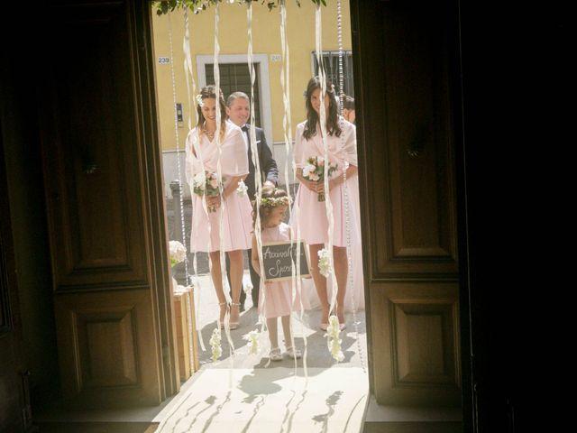 Il matrimonio di Paolo e Giulia a Montichiari, Brescia 19