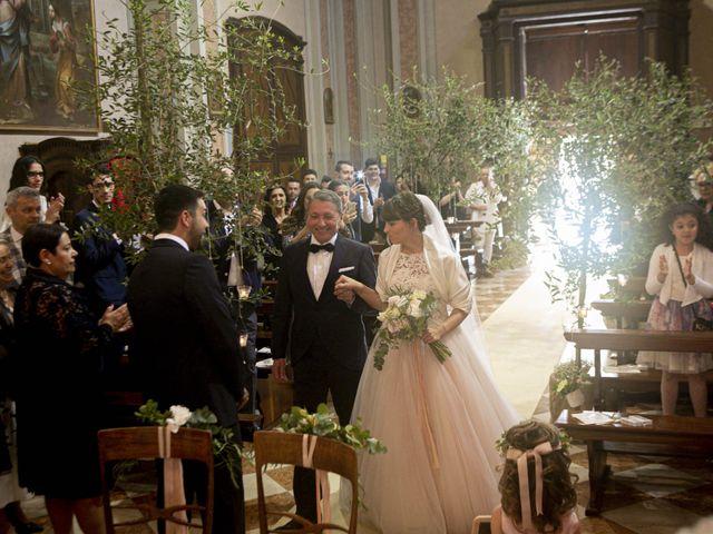 Il matrimonio di Paolo e Giulia a Montichiari, Brescia 20