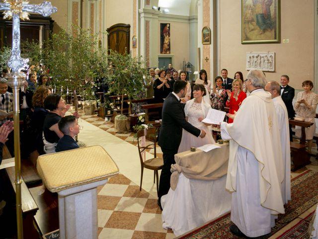 Il matrimonio di Paolo e Giulia a Montichiari, Brescia 24