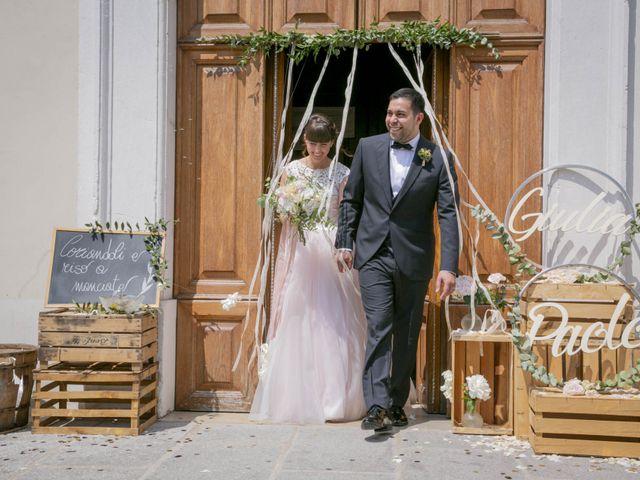 Il matrimonio di Paolo e Giulia a Montichiari, Brescia 26