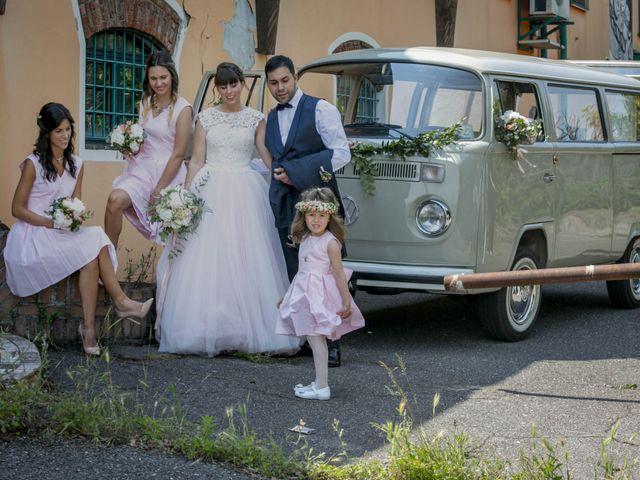 Il matrimonio di Paolo e Giulia a Montichiari, Brescia 28