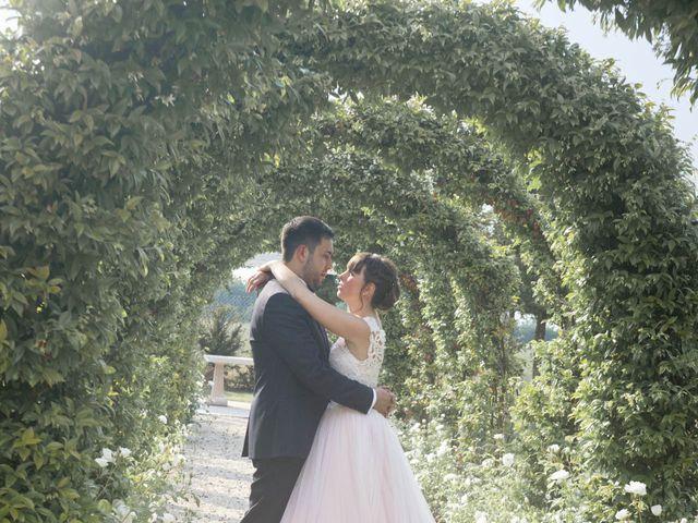 Il matrimonio di Paolo e Giulia a Montichiari, Brescia 29