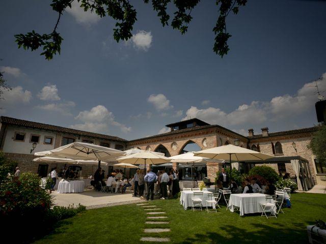 Il matrimonio di Paolo e Giulia a Montichiari, Brescia 30