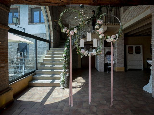 Il matrimonio di Paolo e Giulia a Montichiari, Brescia 32