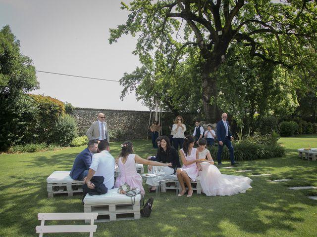 Il matrimonio di Paolo e Giulia a Montichiari, Brescia 36