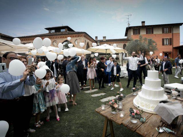 Il matrimonio di Paolo e Giulia a Montichiari, Brescia 44