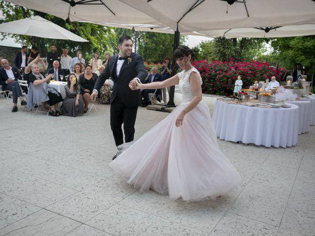Il matrimonio di Paolo e Giulia a Montichiari, Brescia 46