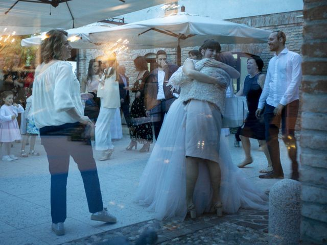 Il matrimonio di Paolo e Giulia a Montichiari, Brescia 47