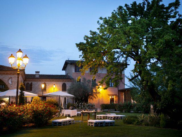 Il matrimonio di Paolo e Giulia a Montichiari, Brescia 51