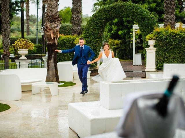 Il matrimonio di Vincenzo e Arianna a Catania, Catania 22