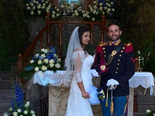 Il matrimonio di Fabrizio e Samuela a Spilinga, Vibo Valentia 4
