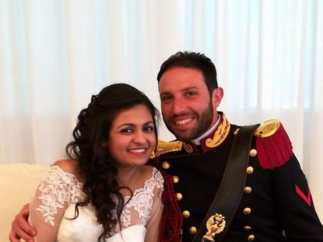 Il matrimonio di Fabrizio e Samuela a Spilinga, Vibo Valentia 5