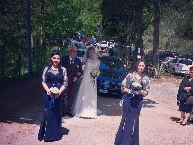 Il matrimonio di Fabrizio e Samuela a Spilinga, Vibo Valentia 13