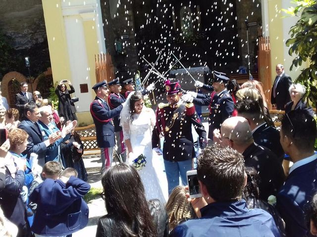 Il matrimonio di Fabrizio e Samuela a Spilinga, Vibo Valentia 2