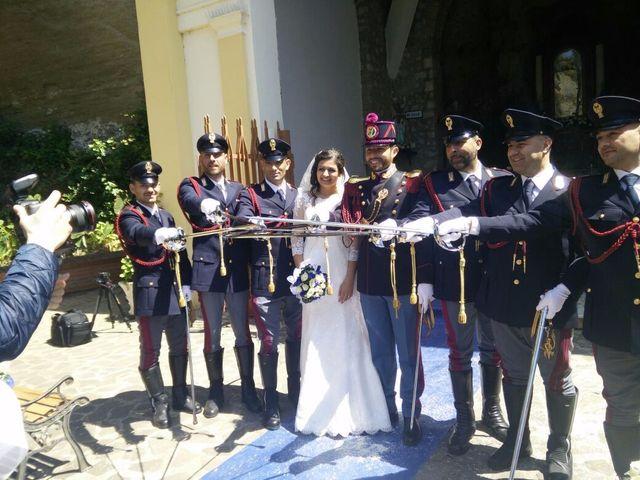 Il matrimonio di Fabrizio e Samuela a Spilinga, Vibo Valentia 15