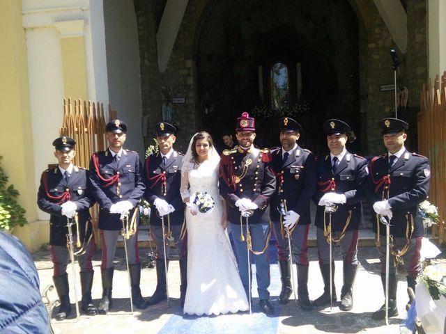 Il matrimonio di Fabrizio e Samuela a Spilinga, Vibo Valentia 16