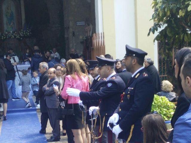 Il matrimonio di Fabrizio e Samuela a Spilinga, Vibo Valentia 20