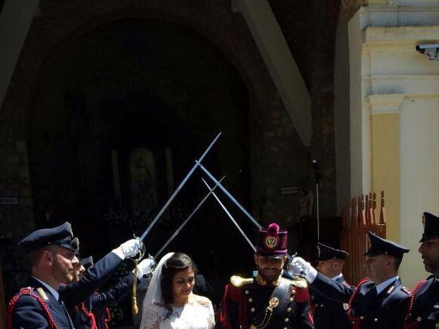 Il matrimonio di Fabrizio e Samuela a Spilinga, Vibo Valentia 33