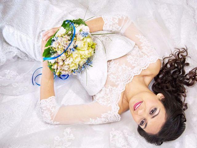 Il matrimonio di Fabrizio e Samuela a Spilinga, Vibo Valentia 38