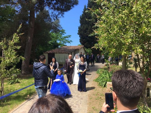Il matrimonio di Fabrizio e Samuela a Spilinga, Vibo Valentia 46