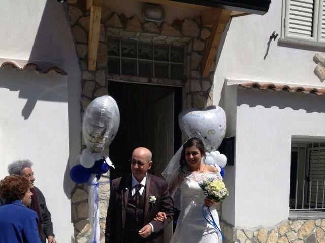 Il matrimonio di Fabrizio e Samuela a Spilinga, Vibo Valentia 49