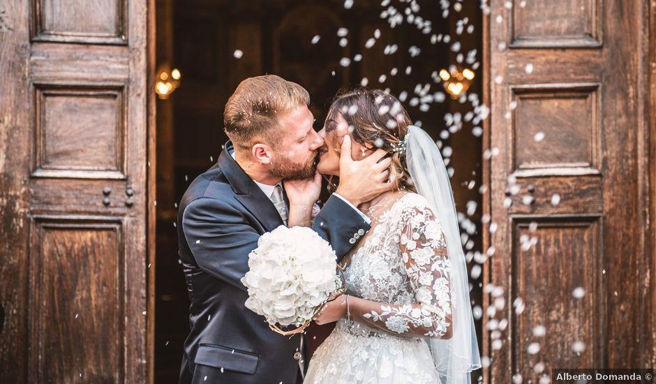Il matrimonio di Giulia e Matteo a Castell'Alfero, Asti