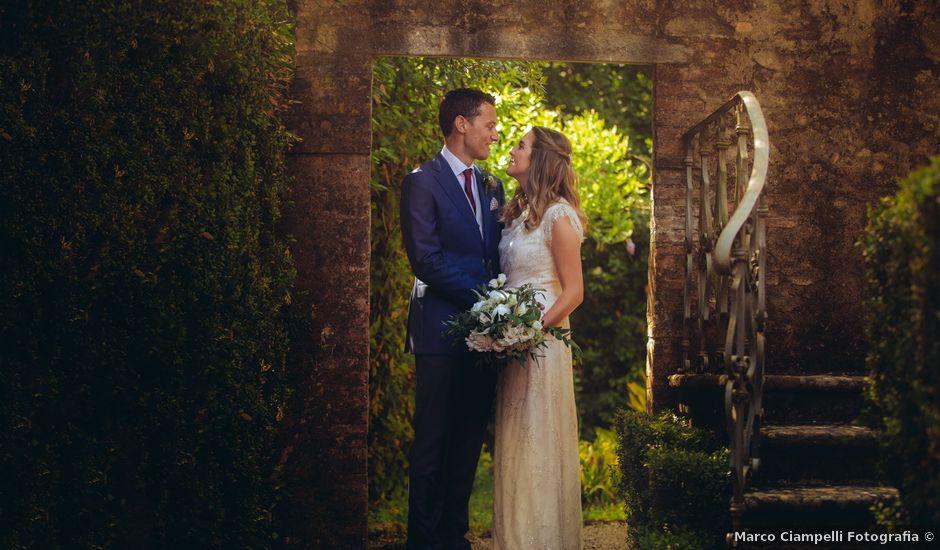 Il matrimonio di Ronald e Stephanie a Lucca, Lucca