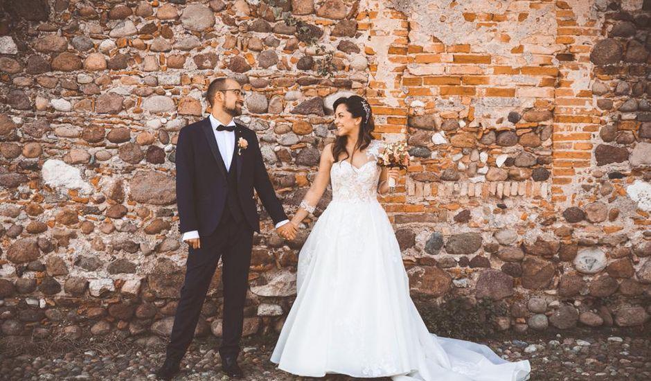Il matrimonio di Gianluca e Silvia a Volta Mantovana, Mantova