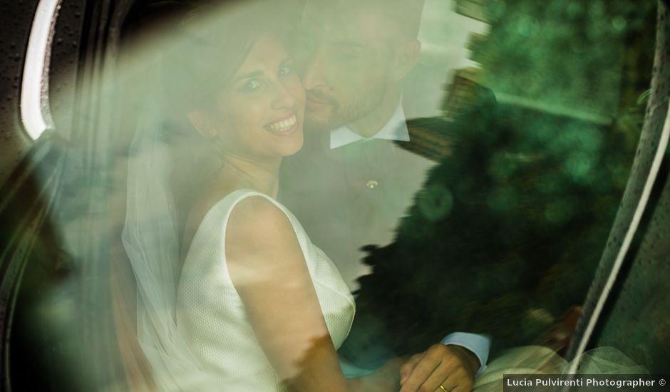 Il matrimonio di Vincenzo e Arianna a Catania, Catania