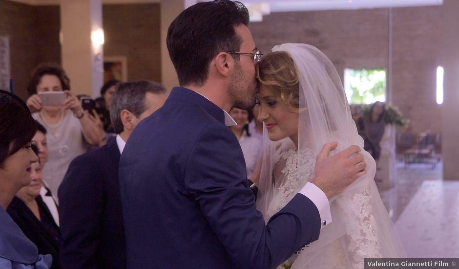 Il matrimonio di Morgana e Davide a San Severo, Foggia