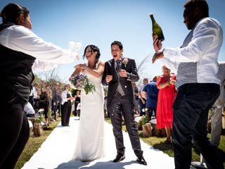 Le nozze di Cristina e Rita