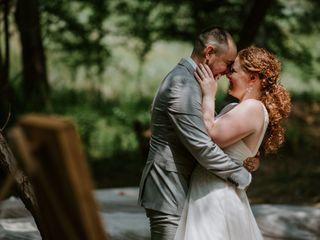 Le nozze di Jessica e Thor
